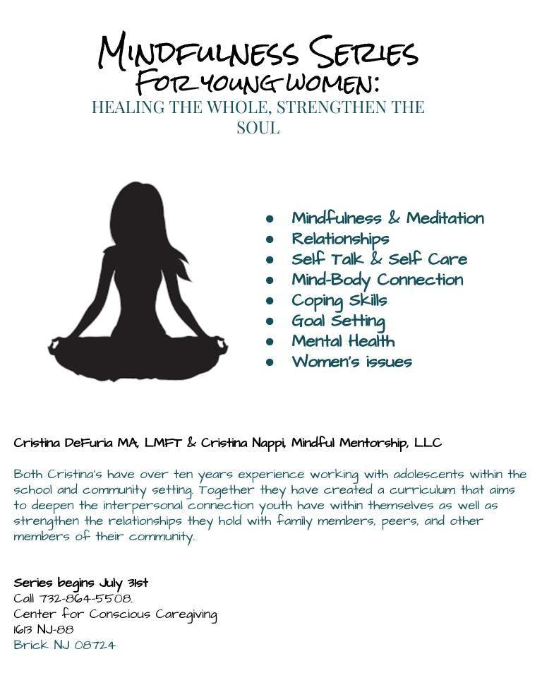 Mindfulness Series for Young Women