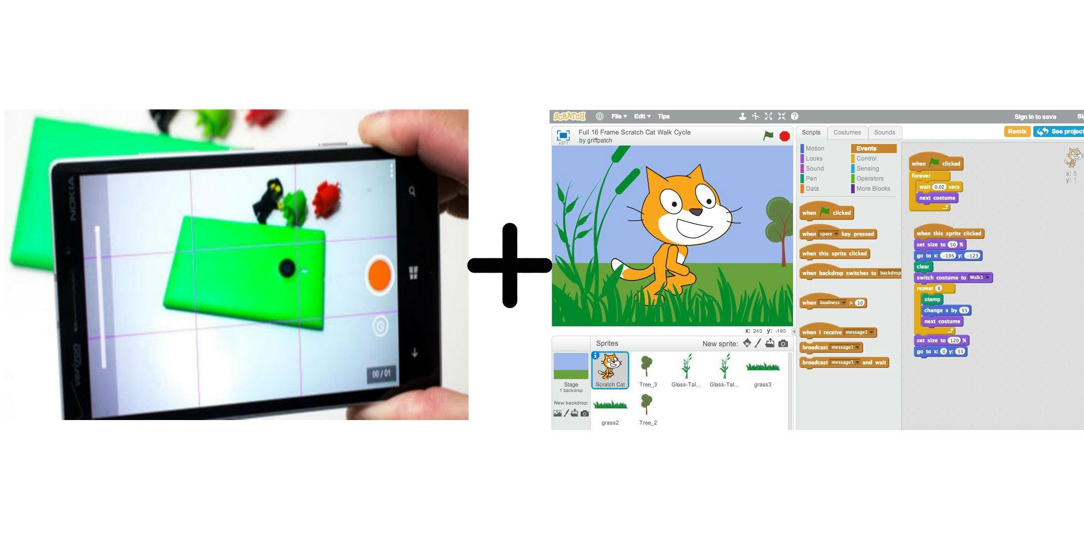 LEGO Animation +  Game Coding (Ages 6 - 14) H