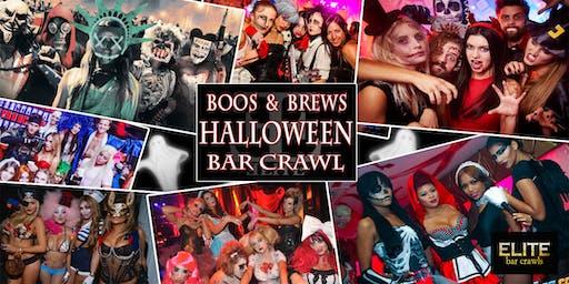 official halloween bar crawl charlotte nc