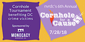 NVRDC's Cornhole for a Cause 2018