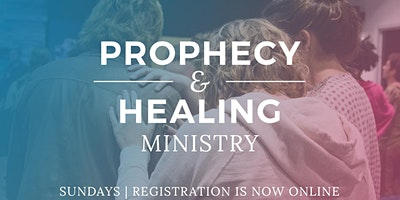 IHOP Atlanta Prophecy and Healing Ministry Registration