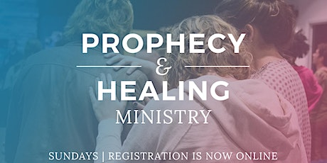 IHOP Atlanta Prophecy and Healing Ministry Registration tickets