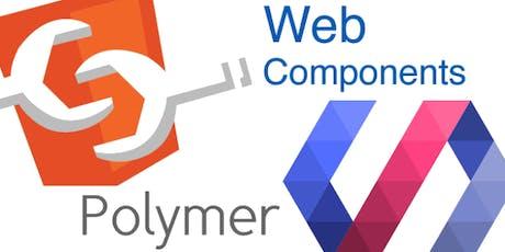 Polymer Web Components Hackathon - Los Angeles tickets