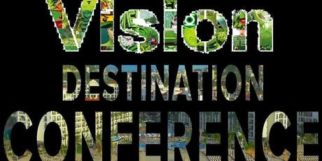 VisCon: 1st Annual Vision Destination Conference [Boston MA]  tickets