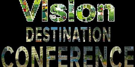 VisCon: 3rd Annual Vision Destination Conference [BOSTON] tickets