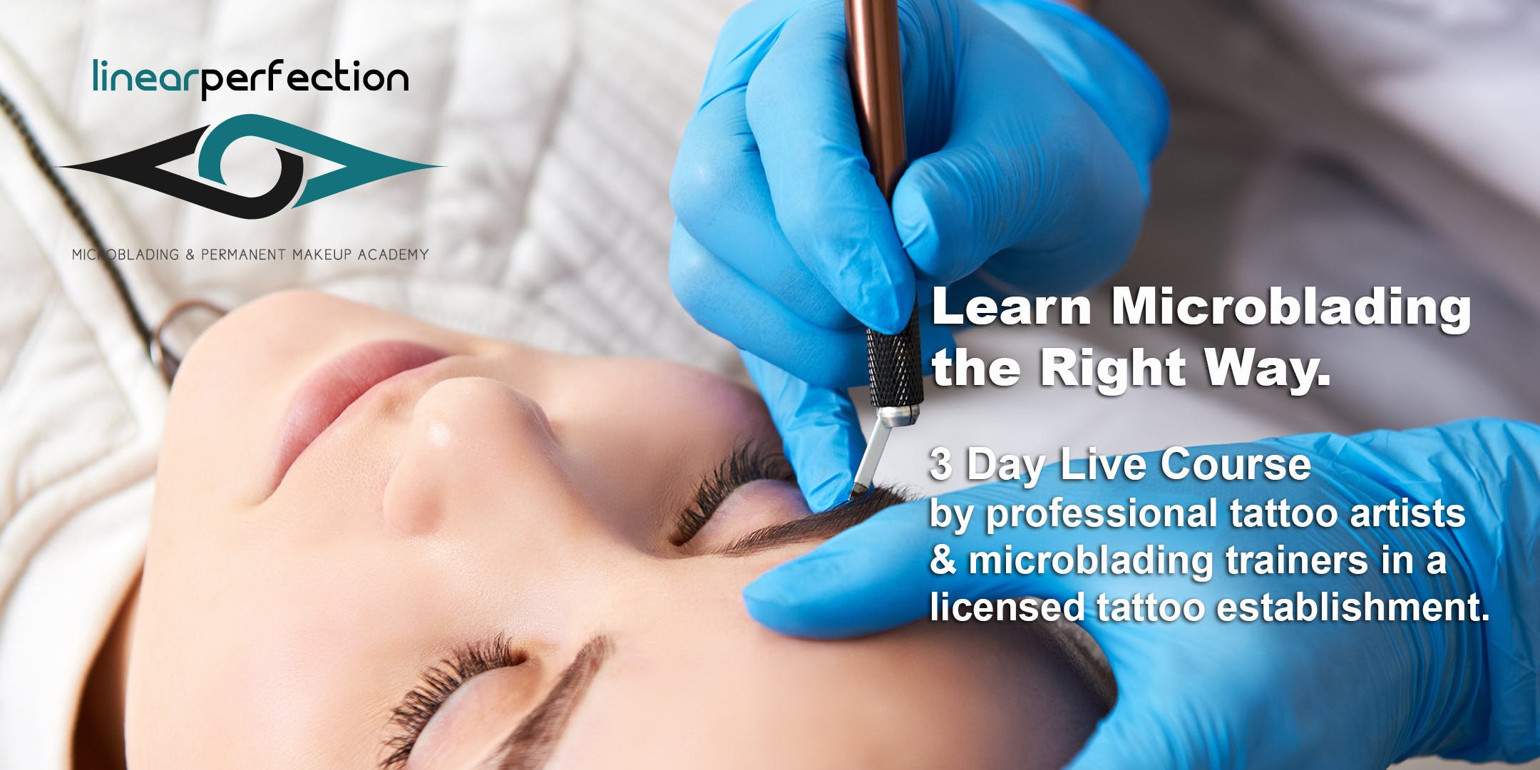 Live 3 Day Microblading Training