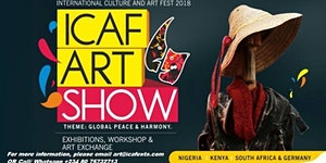 """ICAF  """"CALL FOR ARTISTS"""""""