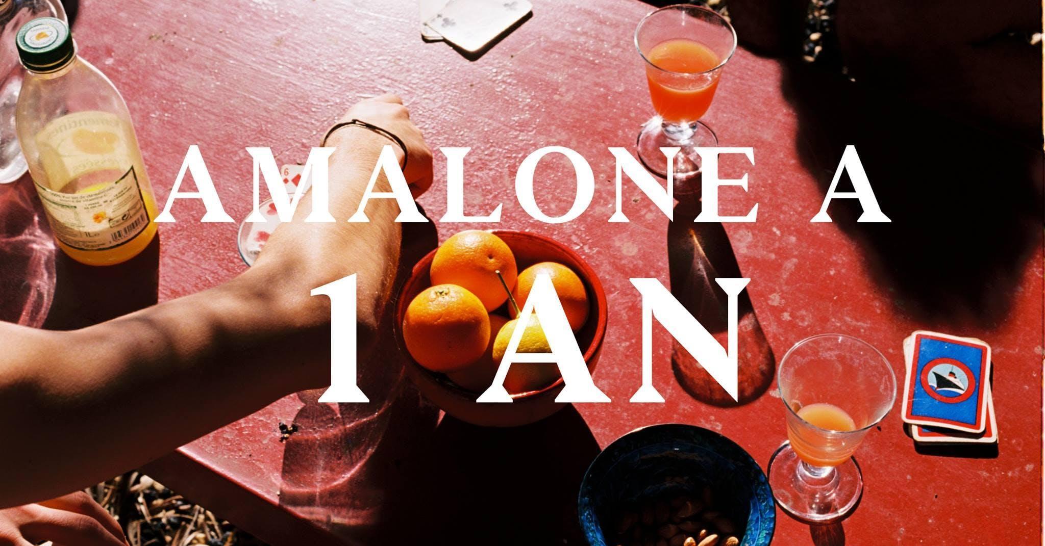 L'anniversaire d'Amalone