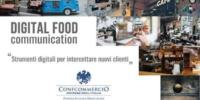 MASSA -  DIGITAL FOOD COMMUNICATION