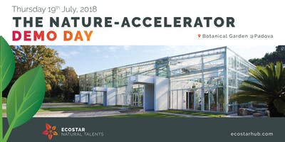 DEMO DAY | THE NATURE-ACCELERATOR