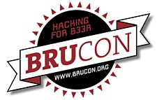 BruCON vzw logo