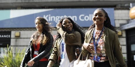 Kingston College Open Events 2018-19 tickets