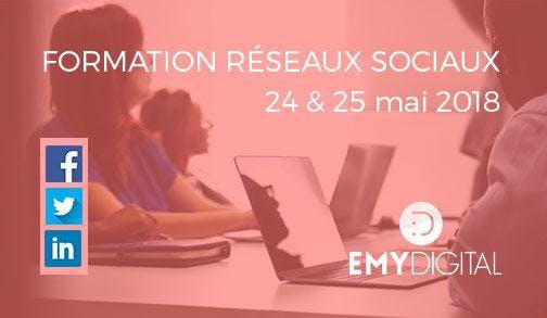 Formation Réseaux Sociaux by EMY Digital