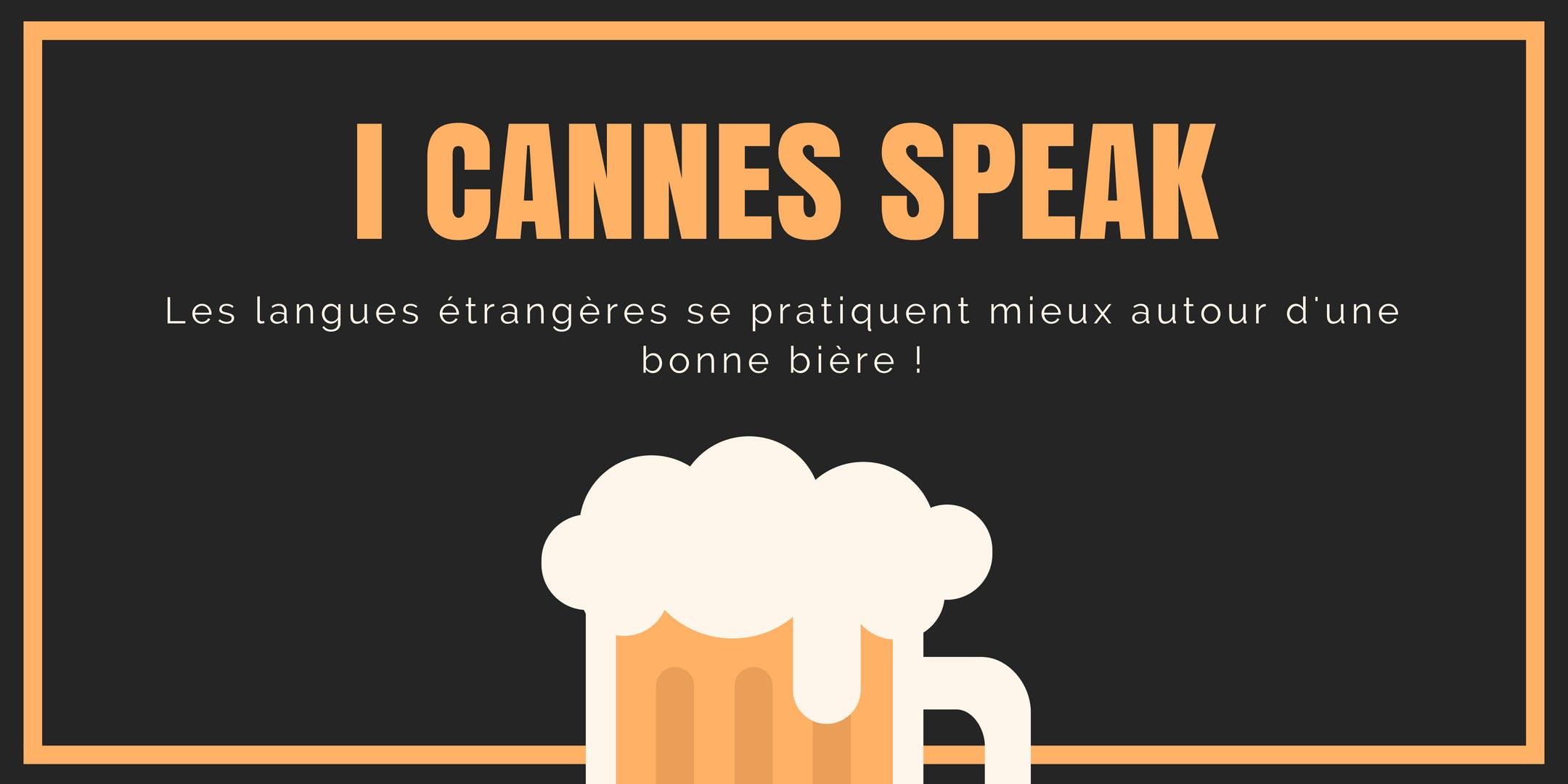 """""""I Cannes speak"""" - Atelier linguistique"""