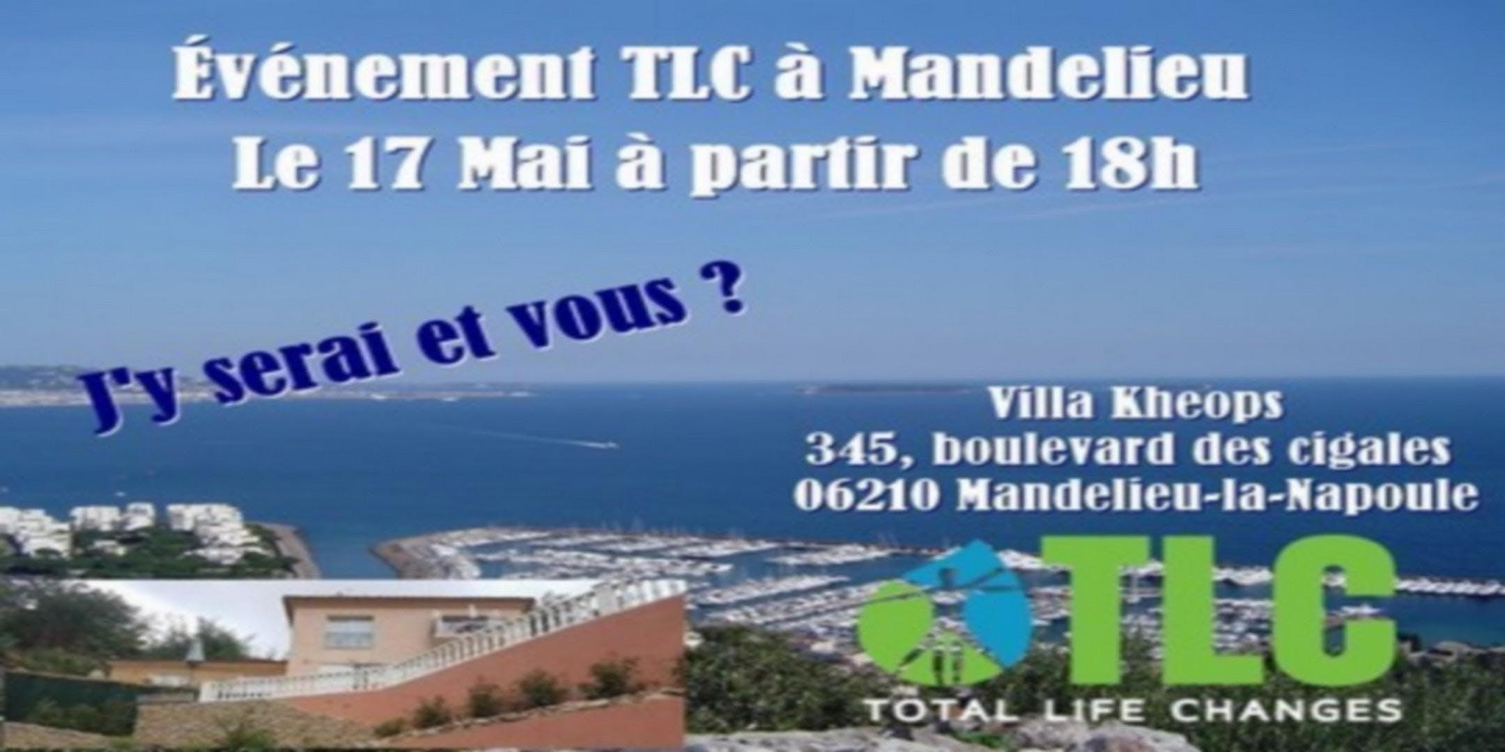 Event TLC Mandelieu
