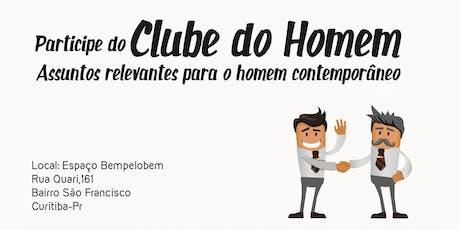 Clube do Homem  ingressos