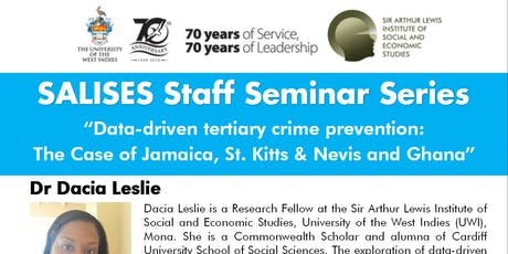 The Sir Arthur Lewis Institute of Social and Economic