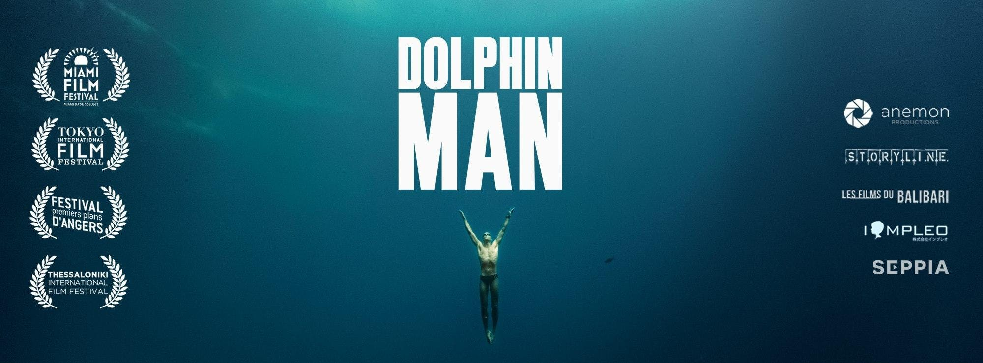 Masterclass | Dolphin Man: Making A Film Around The World