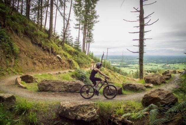 Ballyhoura Beo: Teen Mountain Biking Camp