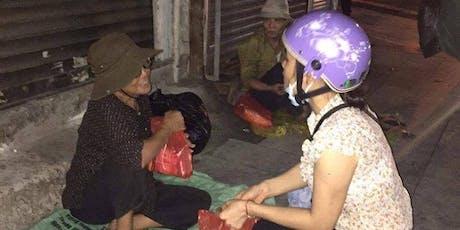 Help Hanoi's Homeless tickets