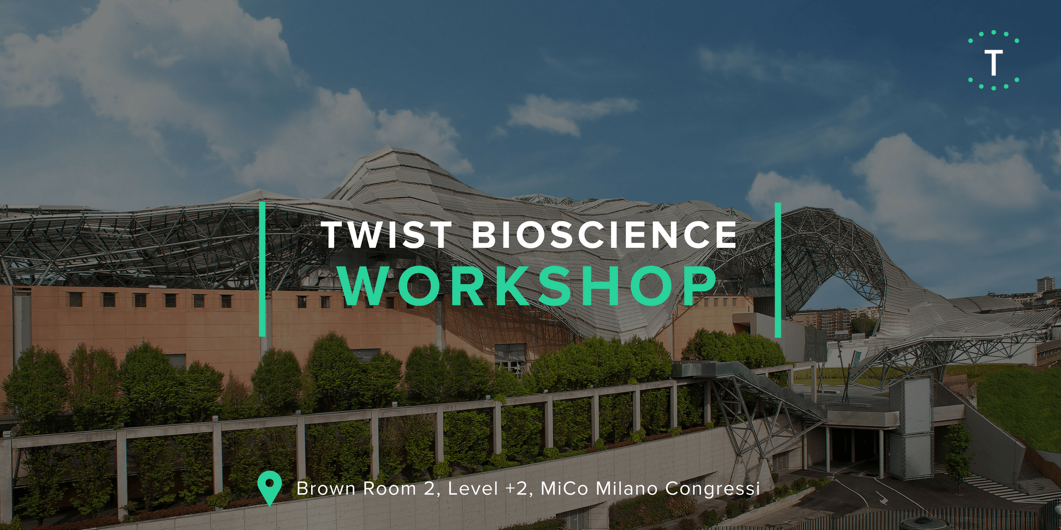 Twist Bioscience Workshop at ESHG 2018