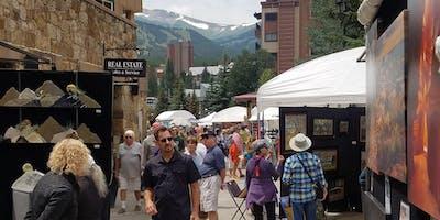 17th Breckenridge Main Street Art Festival