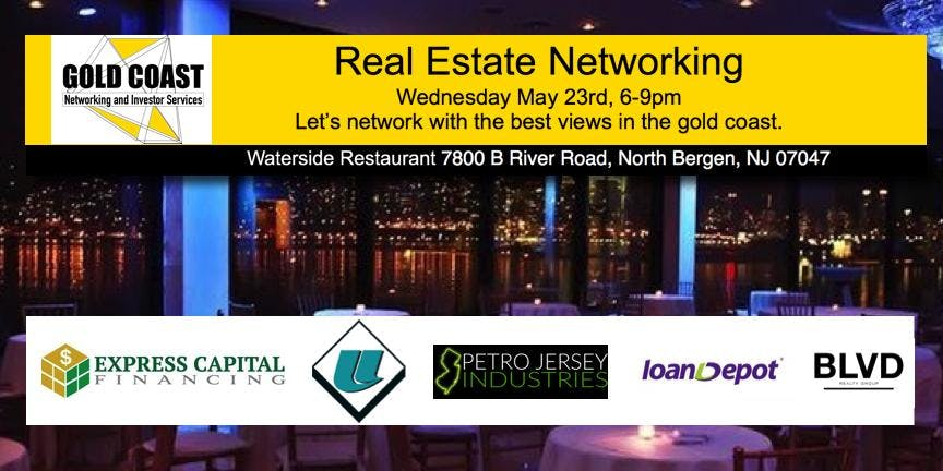 Real Estate Networking @Waterside  | RSVP Here