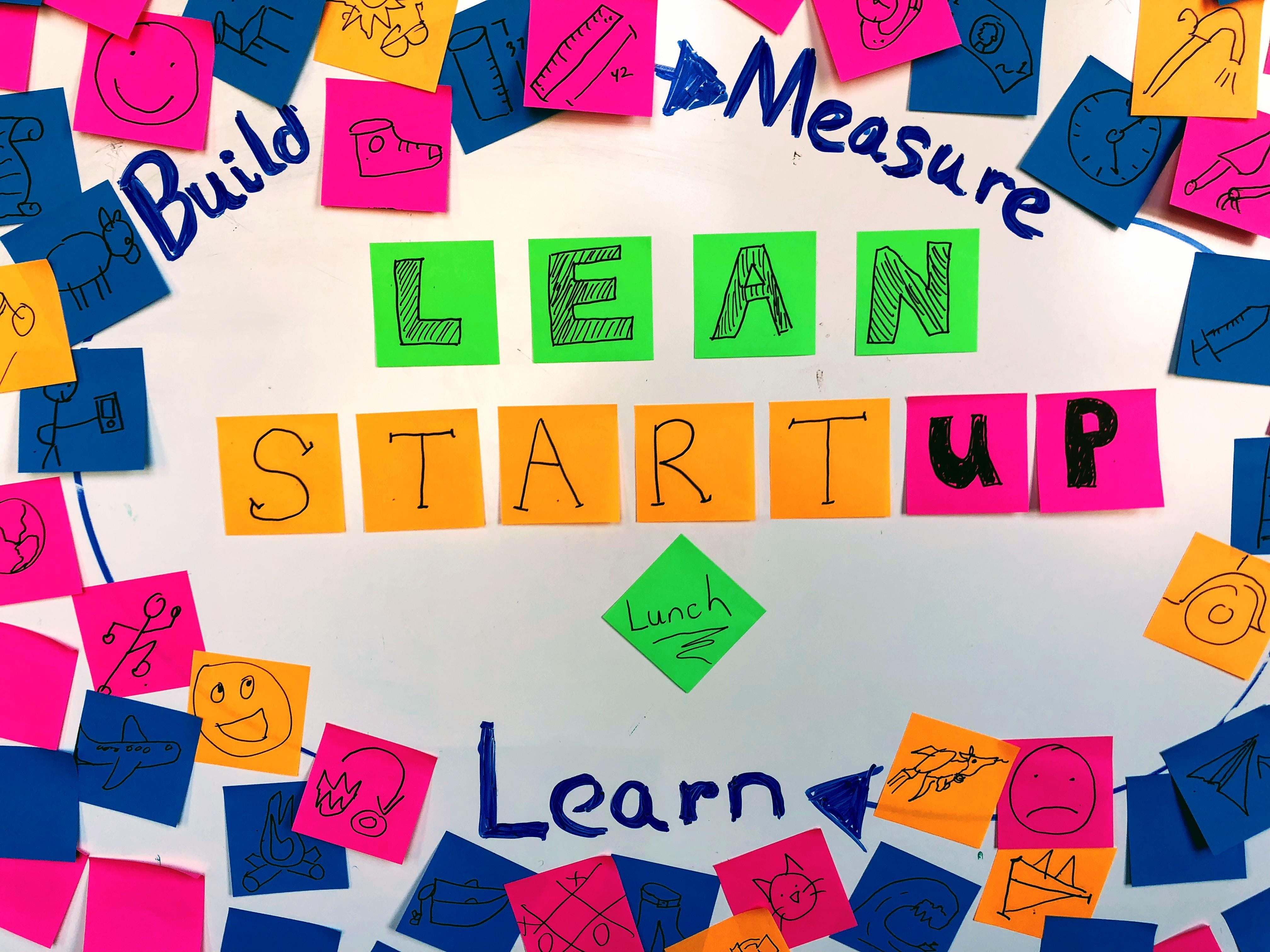 Lean Start Up Lunch & Learn: Tools to Underst