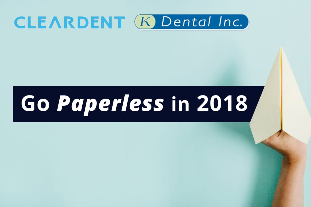 Go Paperless in 2018 : Markham, ON