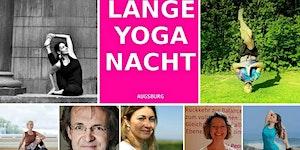 Die Lange Nacht des 2018 – mit Headlinern des Yoga...