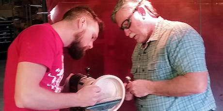 Make a Wood Bowl - A Woodpops Woodturning Experience  tickets