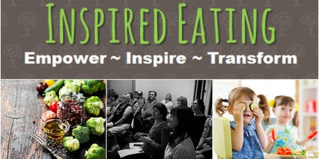Inspired Eating tickets