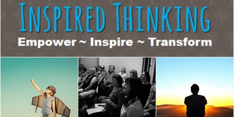 Inspired Thinking tickets