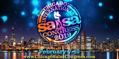 2019 Chicago International Salsa Congress