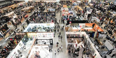 INTERSTYLE 2019 - The exhibition of Action Sports & Fashion