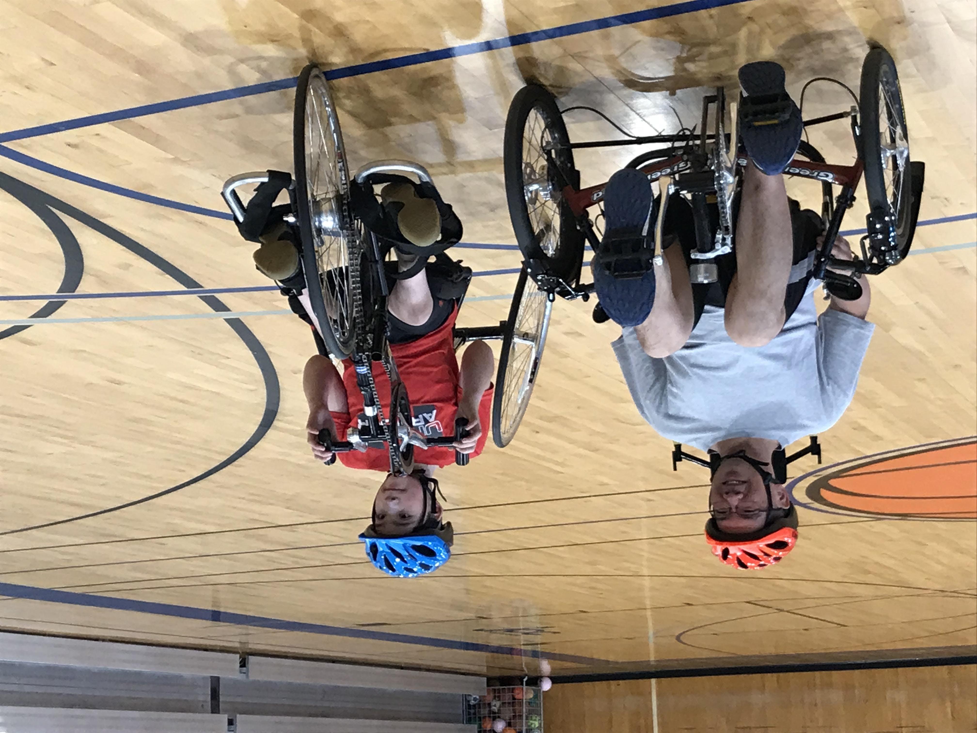 Adaptive Cycling Clinic in Watertown NY