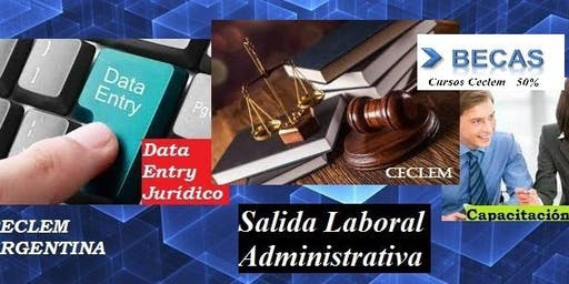 Curso de Asistente Jurídico y Secretariado Lex Doctor + Office