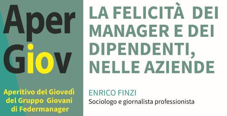 AperGiov - La Felicità dei manager e dei dipe