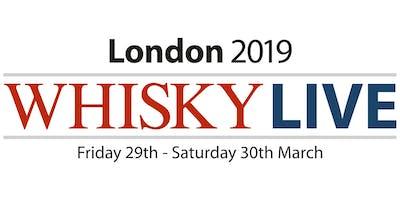Whisky Live London
