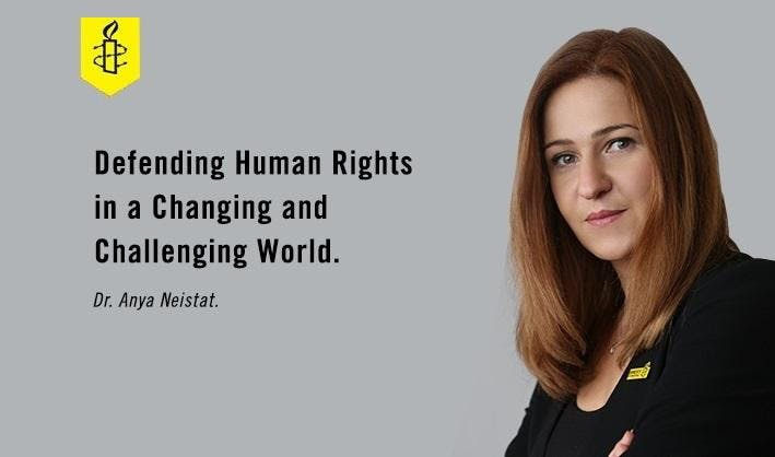 Defending Human Rights in a Changing and Chal