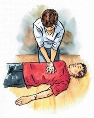 Volunteer CPR Training (Current Volunteers On