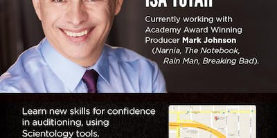 Free Acting Class With Award Winning Producer!