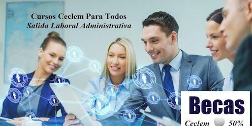SECRETARIADO Superior CONTABLE Gestión + ERPs Sistemas