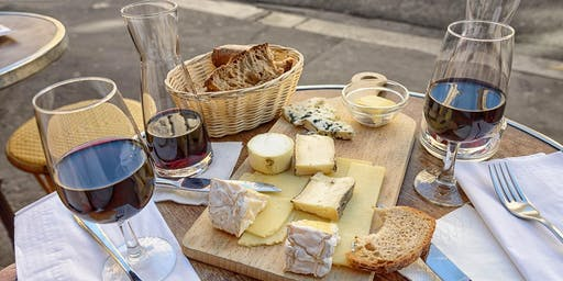 Baltimore! Join us for our Taste of France Food and Wine Tour 2019