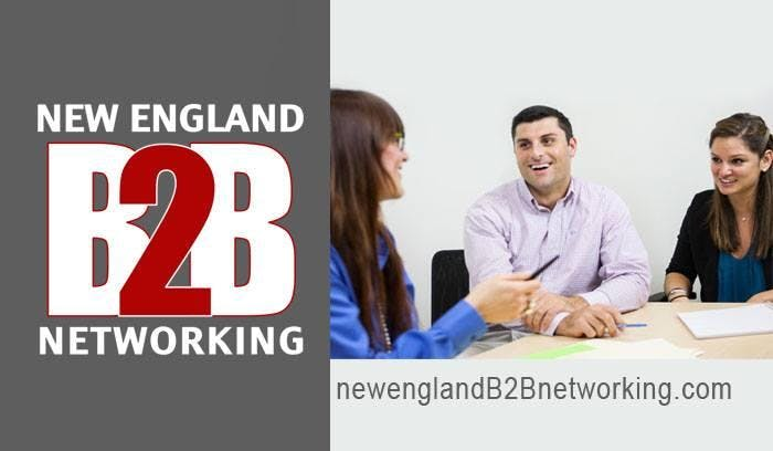 New England B2B Networking Group Event in Tew