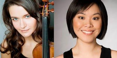 Véronique Mathieu & StephanieChua - InPraise of Women: Music for Violin and Piano