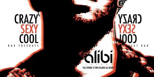 RNB TUESDAYS at ALIBI