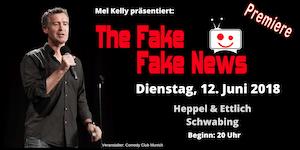 The Fake Fake News - 12. Juni 2018 - Comedy Club Munich