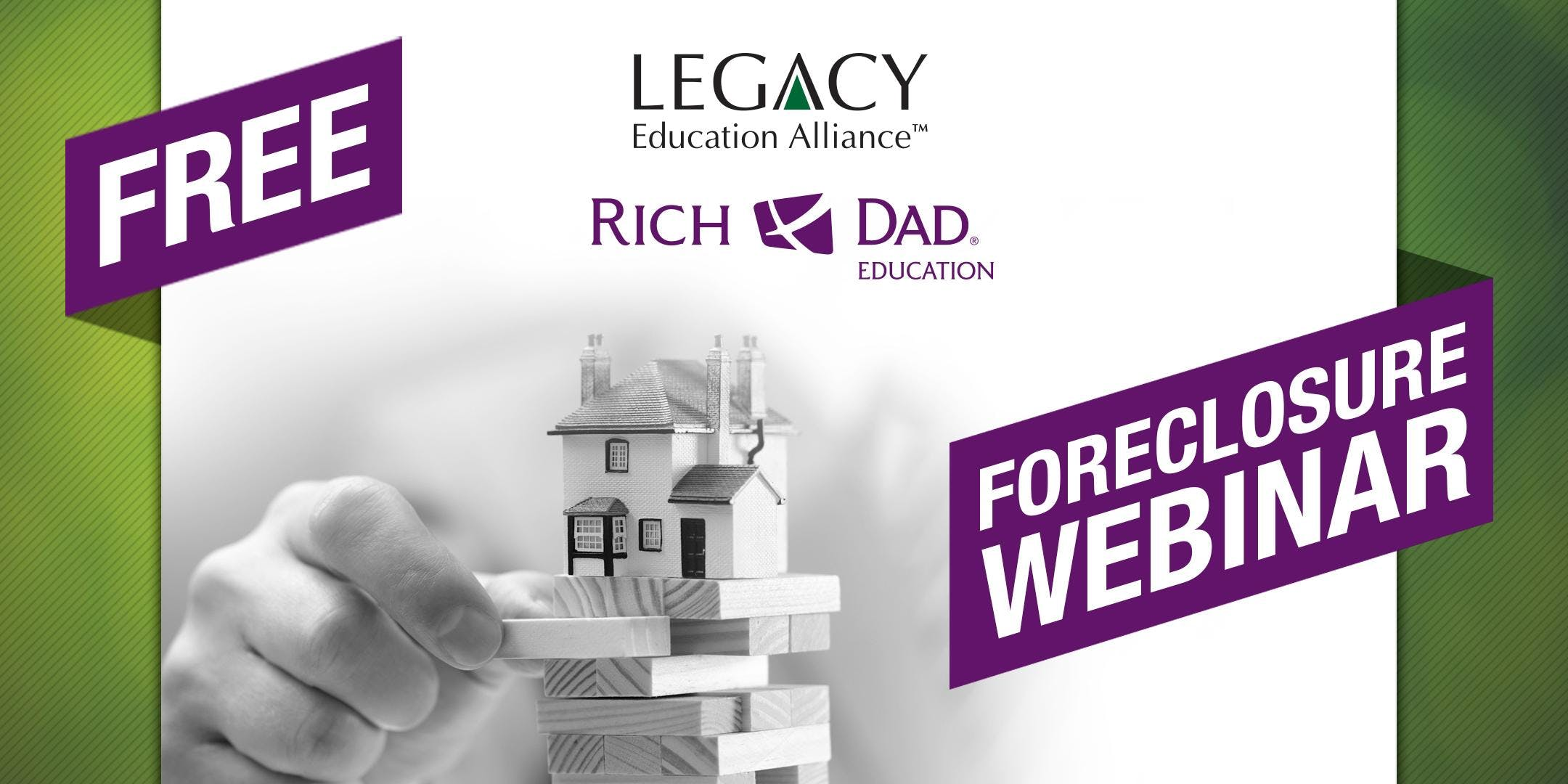 FREE Rich Dad Education Real Estate Investing
