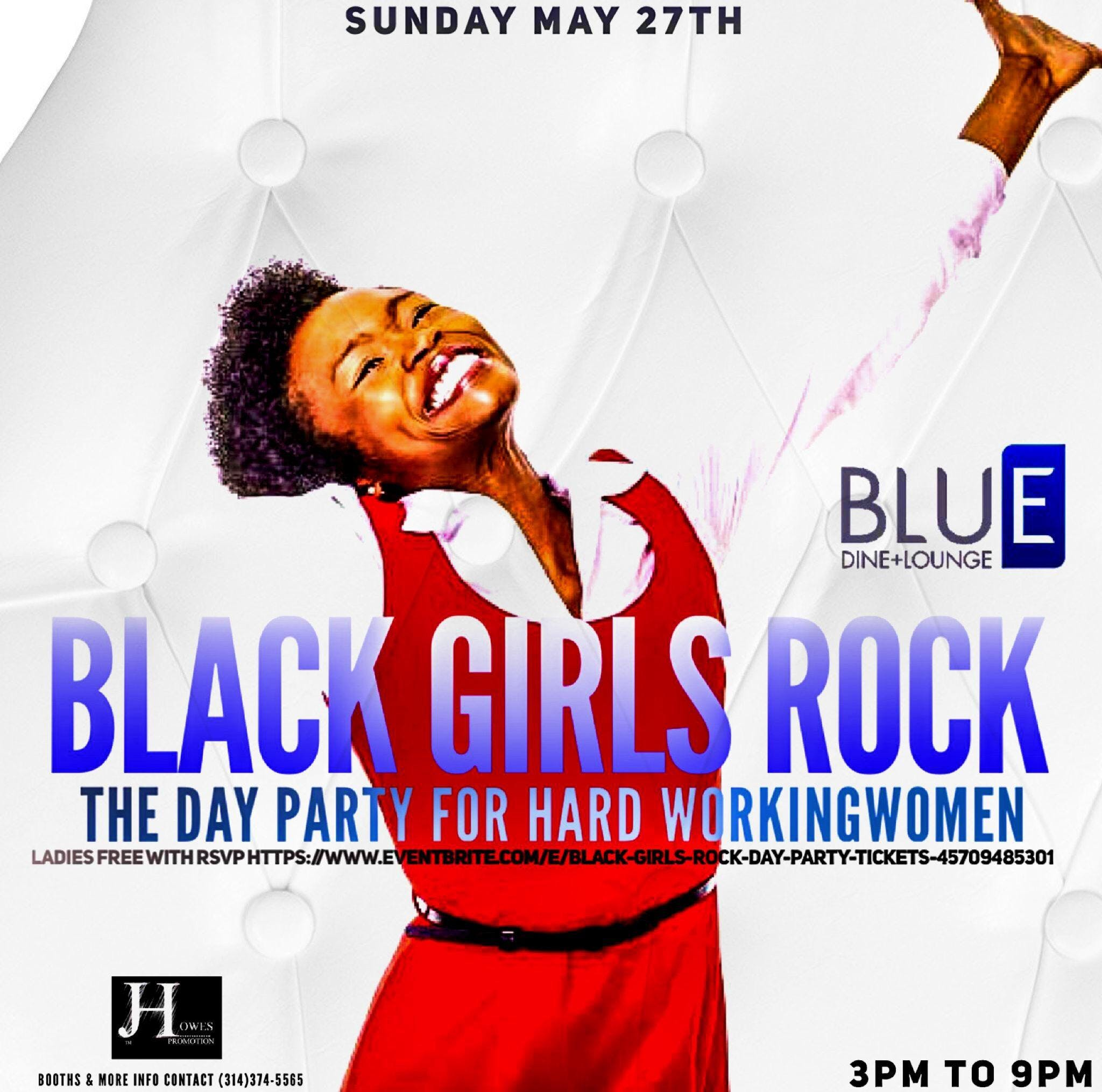 BLACK GIRLS ROCK DAY PARTY